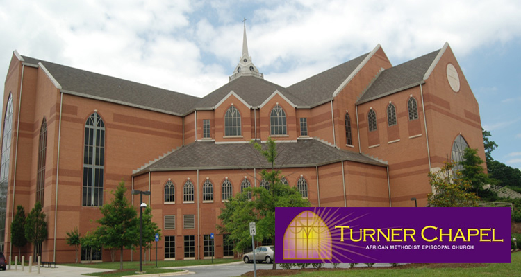 Turner Chapel AME Church, Marrietta, GA